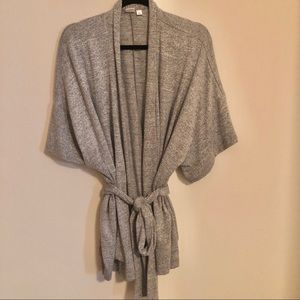 GAP Slouchy Belted Cardigan